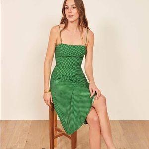 NWT Reformation Midi Dress